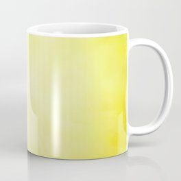 Sunny Yellow Wash of Color Coffee Mug