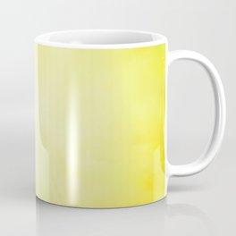 Sunny Yellow Wash of Color Coffee Mug