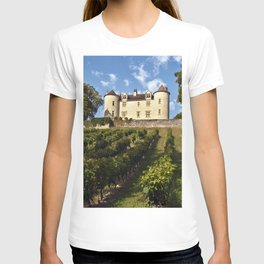 Medieval Castle in southwestern France T-shirt