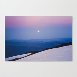 Summer Flashlight Canvas Print
