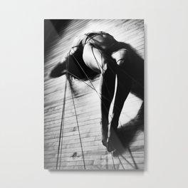 "Opiette by Ubik - ""Redline"" series - Nude Photography Metal Print"