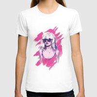 blondie T-shirts featuring Blondie by Dave Merrell