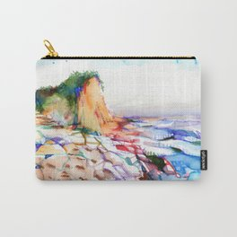 wizardly bolinas beach Carry-All Pouch