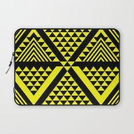 Black & Yellow Laptop Sleeve