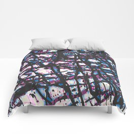jungle lines 4 Comforters