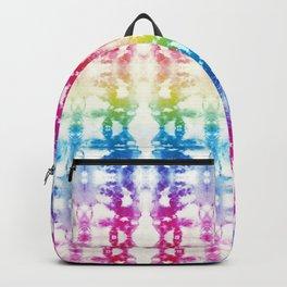 Tie Dye Rainbow Backpack