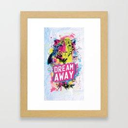Dream Away Framed Art Print