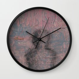 Figure Wall Clock
