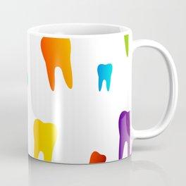 Colorful Sweet tooth Coffee Mug