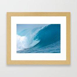 Eight Foot Beauty Framed Art Print