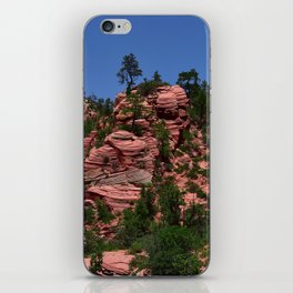 Zion iPhone Skin