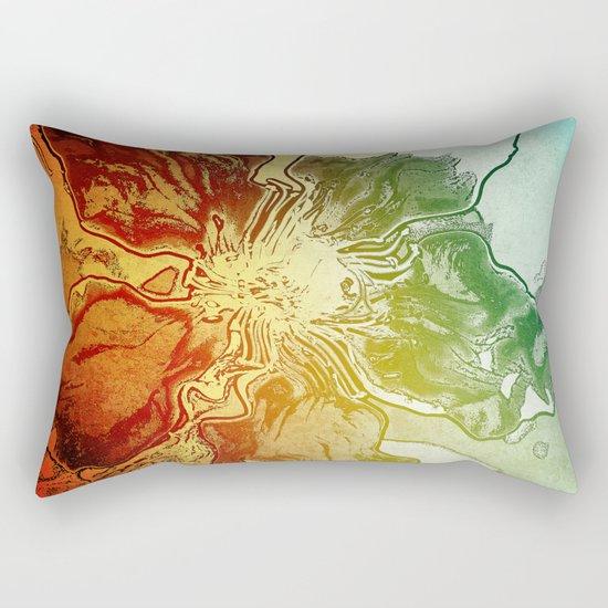 Summer sence Rectangular Pillow
