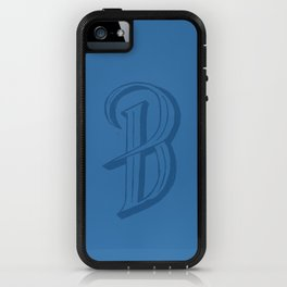 The Letter B (II) iPhone Case