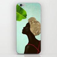 wasted rita iPhone & iPod Skins featuring Rita by Mariona Lloreta