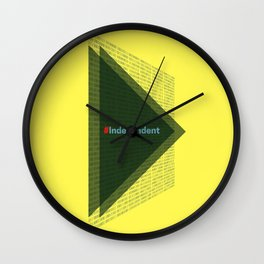 # Independent Wall Clock