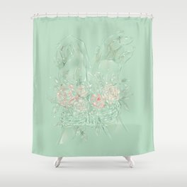 Bound By You Shower Curtain