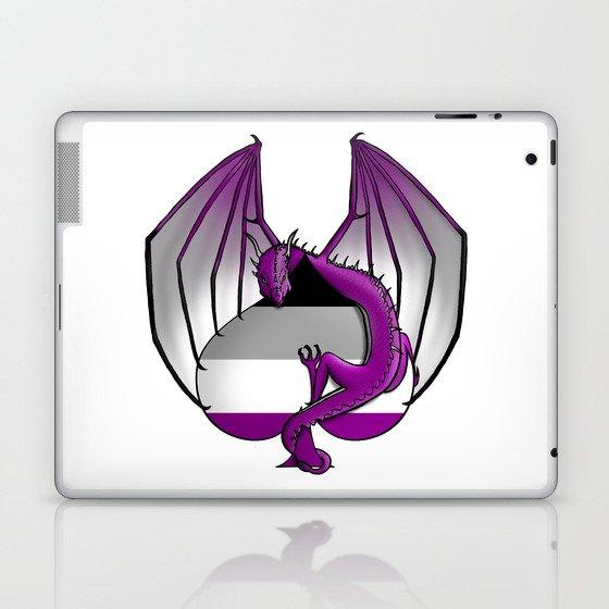 Asexual Wyvern Laptop & iPad Skin