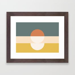 Abstract 02 Framed Art Print