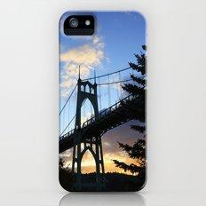 St Johns Bridge. iPhone (5, 5s) Slim Case