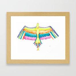 Come Fly a Kite Framed Art Print