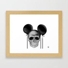 Mick3y Framed Art Print