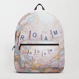 Roam the World Backpack