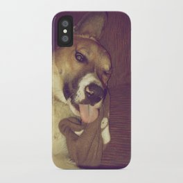 Long Night iPhone Case