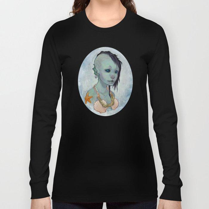 A Little Mermaid Long Sleeve T-shirt