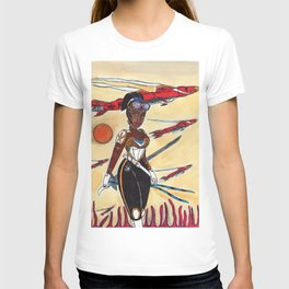 The Liberator and the Airships T-shirt
