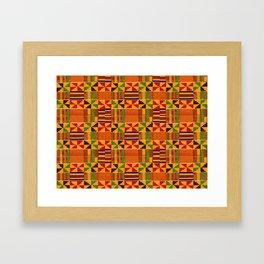 Zaina Framed Art Print