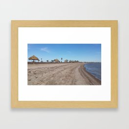 Rockport Beach Framed Art Print