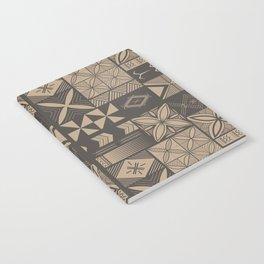 UrbanNesian Camo Siapo and Tatau Notebook