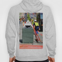 Bend And Squat Hoody