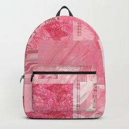 Red Raging Love Backpack