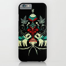 Mandragora and racoon. iPhone 6s Slim Case