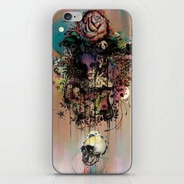 Fauna and Flora iPhone Skin