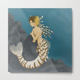 Lionfish Kenma Metal Print