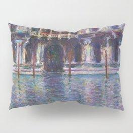 Palazzo Contarini by Claude Monet Pillow Sham