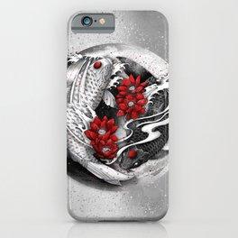 Balance [Yin-yang koi] iPhone Case