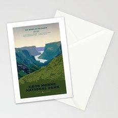 Gros Morne Stationery Cards