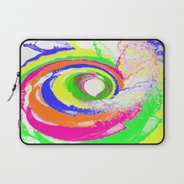 Whirlpool of Colour Laptop Sleeve