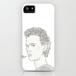 Henke iPhone Case