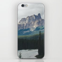 Above the Tree Line iPhone Skin