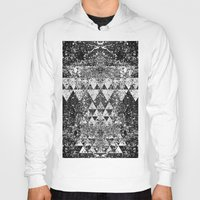 triangles Hoodies featuring TRIANGLES. by Council for design.