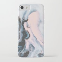 Modern marble 01 iPhone Case