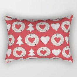 Xmas Classics Rectangular Pillow