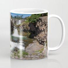 White River Falls Mug