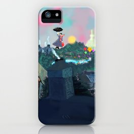 Magical Skies iPhone Case