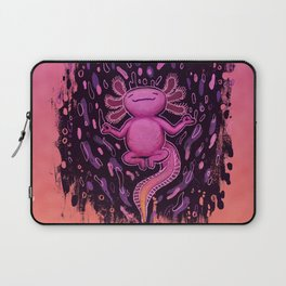 Relaxxie the Axolotl Laptop Sleeve