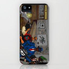 """""""Dirty deals"""" Darrell Merrill iPhone Case"""